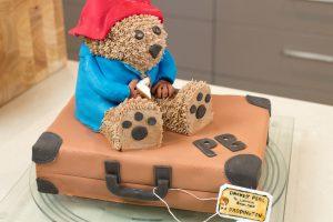 Paddington Bear Cake Pan