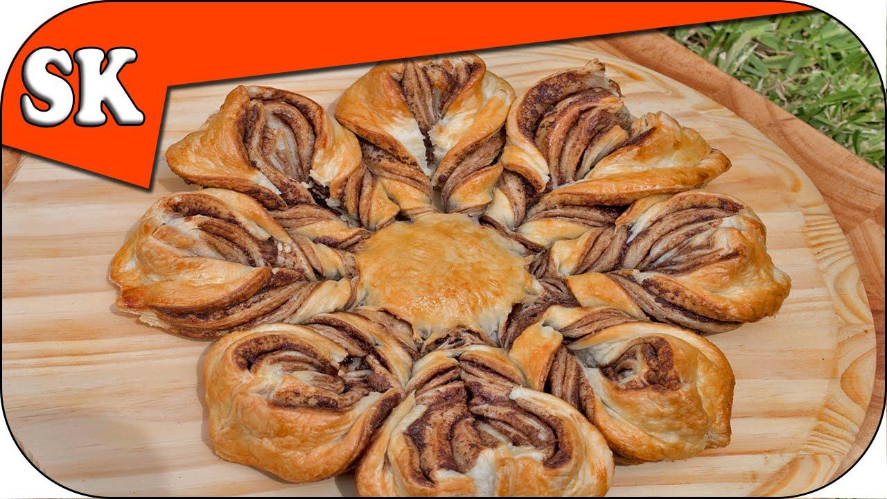 Steve S Kitchen Nutella Bread