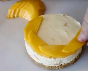 Mango Cheesecake04