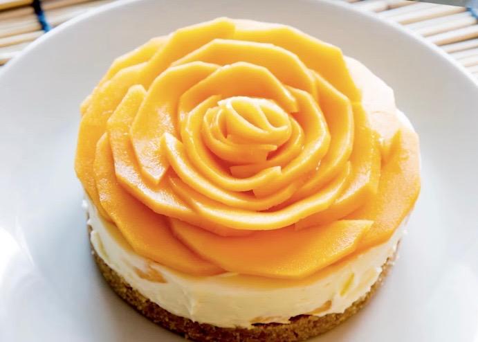 Mango Cheesecake06