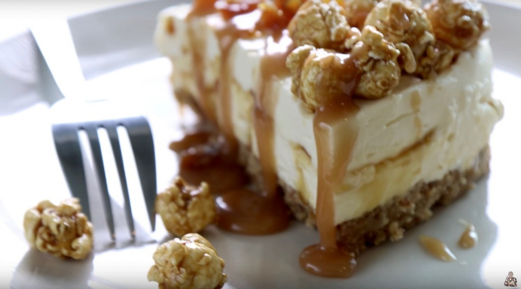 Caramel Cheesecake 12