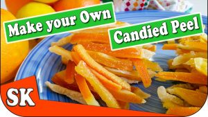 How to make Candied Peel