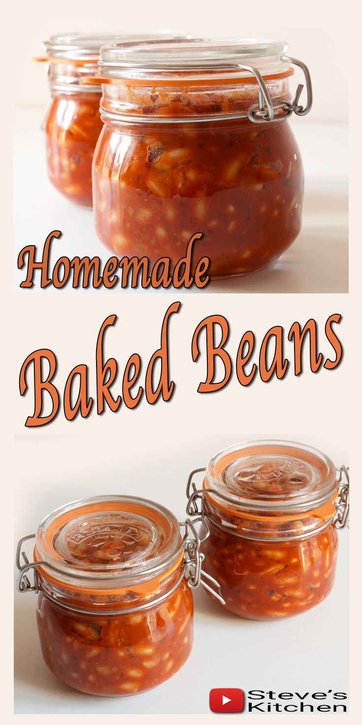 HOW TO MAKE BAKED BEANS - Homemade Heinz Baked Beans ...