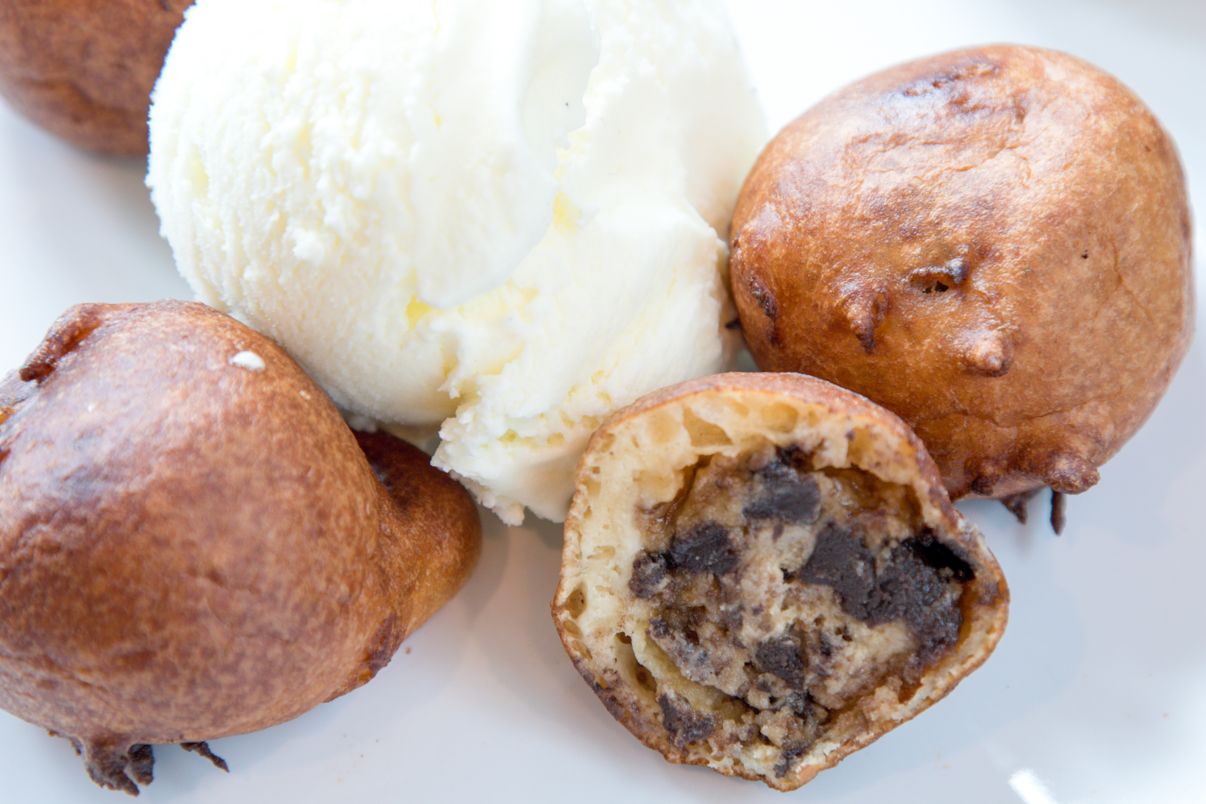 how to make fried dough without baking powder