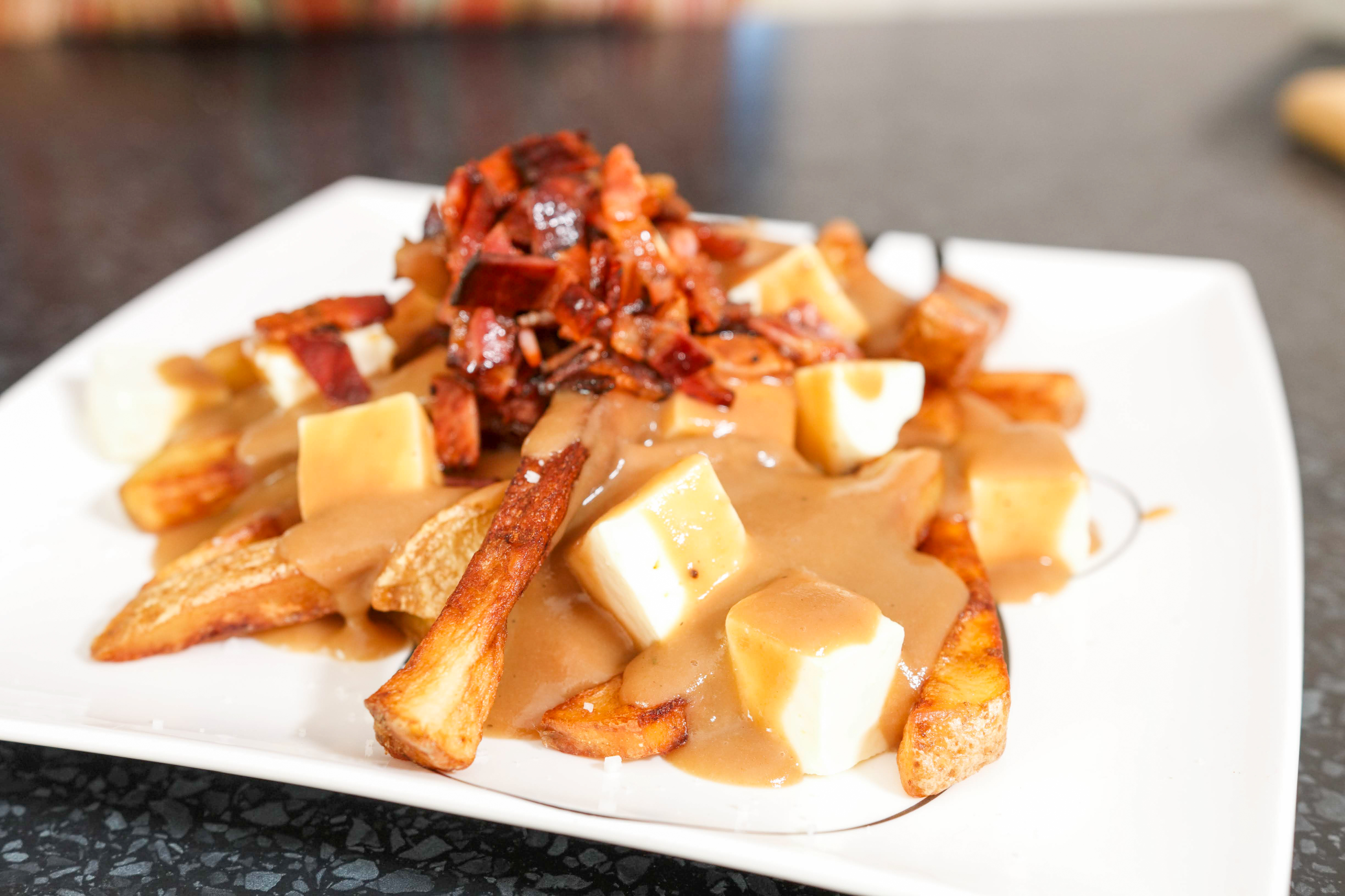 how to make poutine rappe
