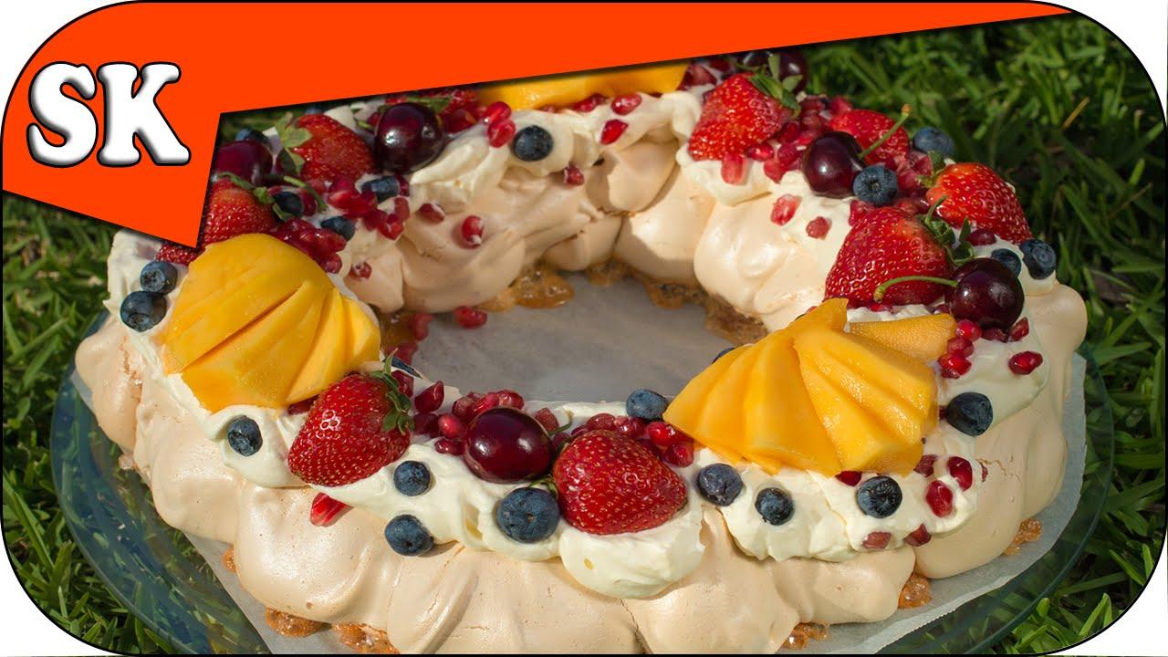 Berry Merry Christmas Pavlova Steve S Kitchen
