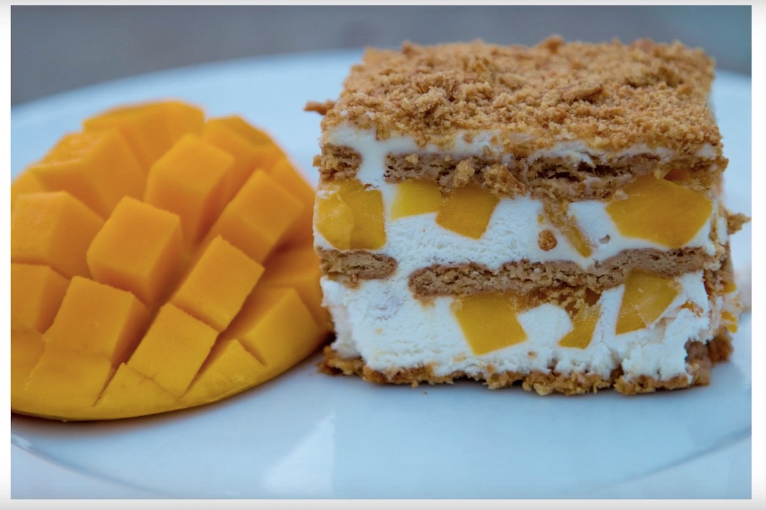 Mango Cake Recipe Filipino
