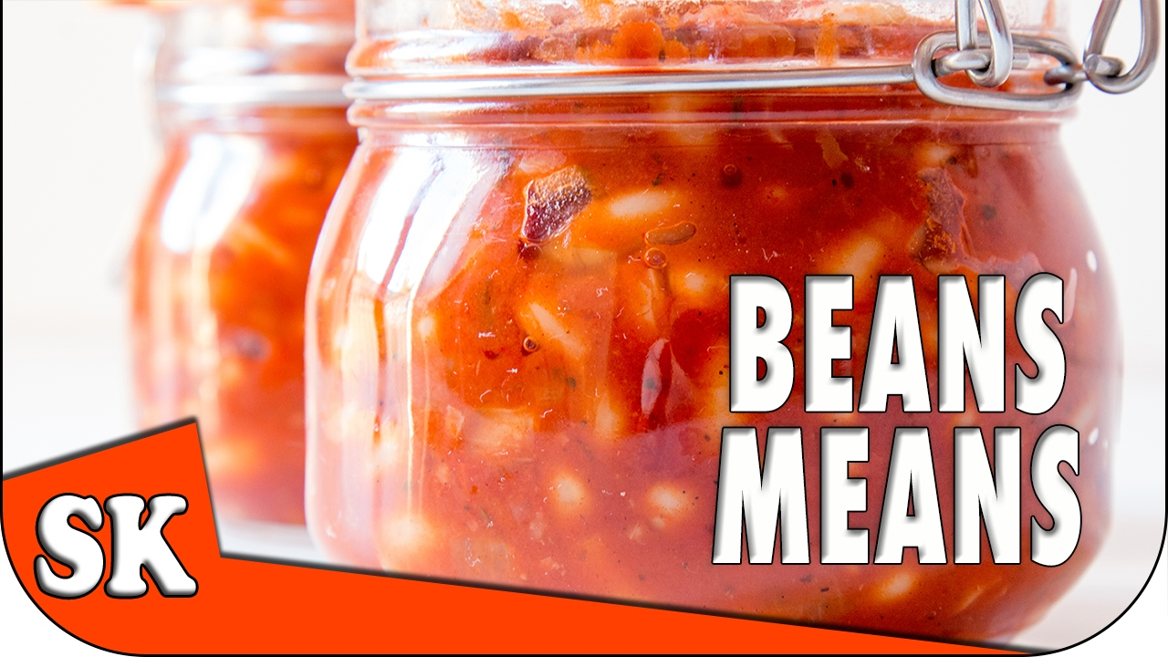 HOW TO MAKE BAKED BEANS – Homemade Heinz Baked Beans ...